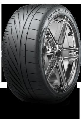 Eagle F1 SuperCar G:2 - Left Tires